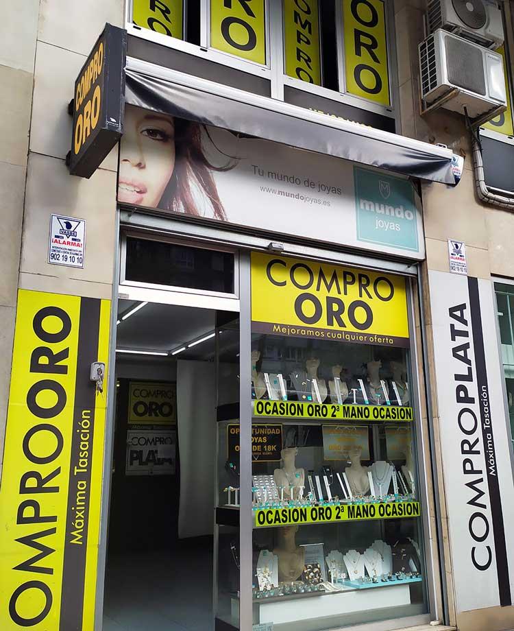 tienda compro oro online