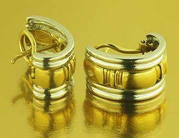 pendientes compro oro online